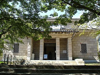 Shimonoseki City Museum of History Japanese museum