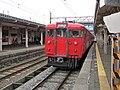Shinano Railway Kumoha 115-1020 at Myoko-Kogen Station 01.jpg