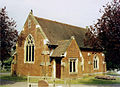 Ship Lane Cemetery Chapel, Farnborough - geograph.org.uk - 1492217.jpg