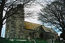 Shipton Gorge, parish church of St. Martin - geograph.org.uk - 493712.jpg