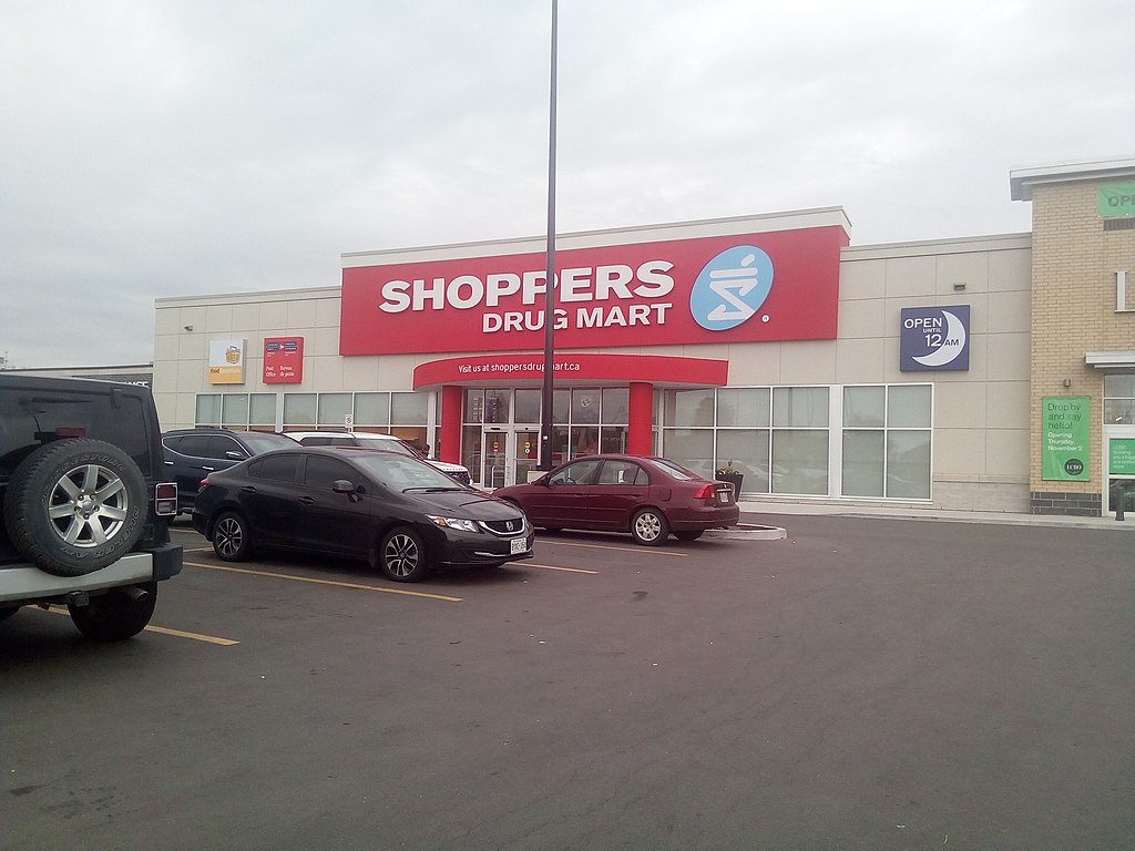 Shoppers Drug Mart In Vancouver Island Bc Nearby Campbell River