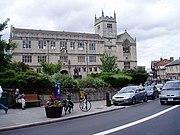 Shrewsbury Library - geograph.org.uk - 915622