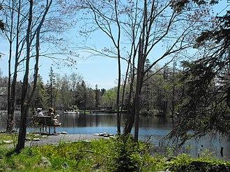 Shubie Park - Image: Shubenacadie Canal Park