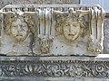 Side, Turecko - Medúzy z Apollónova chrámu.jpg