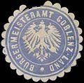 Siegelmarke Bürgermeisteramt Koblenz-Land W0383072.jpg