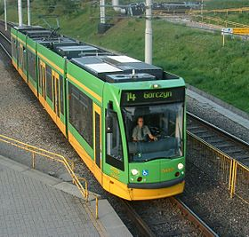 Image illustrative de l'article Tramway de Poznań