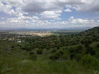 Sierra Vista, Arizona City in Arizona, United States