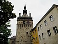 Sighisoara Clock Tower (24545626138).jpg
