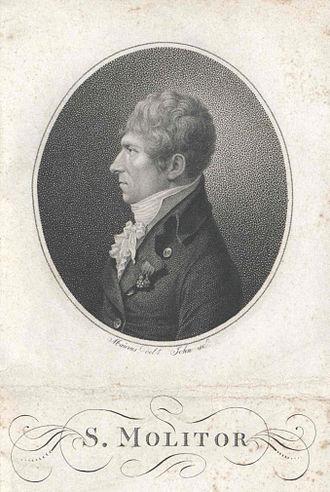 Neckarsulm - Simon Molitor portrait