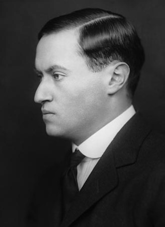 Lewis Namier - Namier in 1915