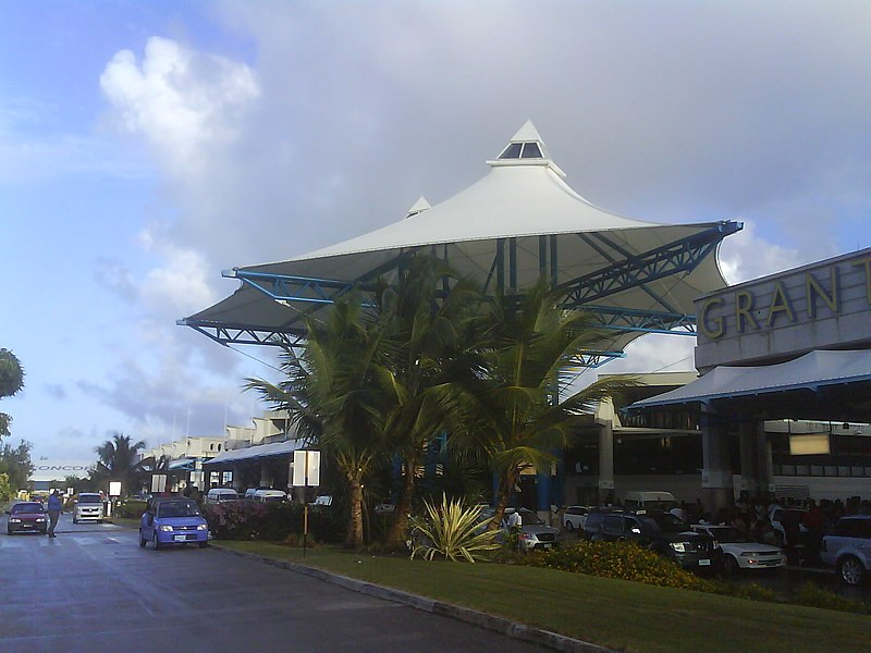 Sir Grantley Adams Int Airport, Barbados-01