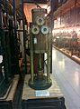 Sir James Dewar's Pressure guage at Birmingham Museum Collection May 2015.jpg