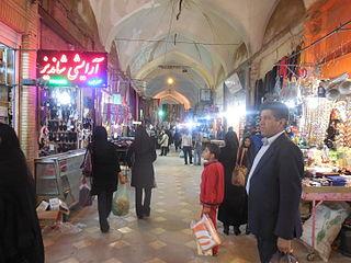 Sirdschan,  Kerman, Iran (Islamische Republik)