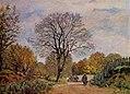 Sisley - A-Road-In-Seine-Et-Marne,-1878.jpg