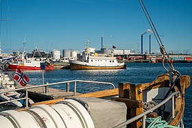 Image illustrative de l'article Port de Skagen