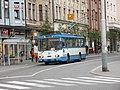 Skoda trolleybus at Ostrava (8499032450).jpg