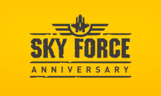 <i>Sky Force</i> video game