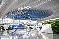 Skystage of Guangzhou Baiyun International Airport Terminal 2.jpg