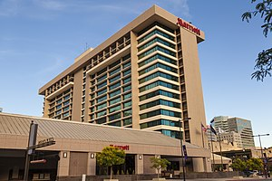 Marriott Downtown at City Creek Hotel - S West Temple Street
