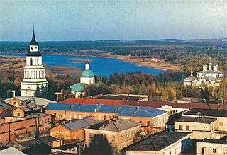 Slobodskoy, Kirov Oblast Town in Kirov Oblast, Russia