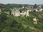 Slunj Old fort of the Frankopans 2004.JPG