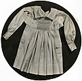 Smock made by WI member from East Kent, 1943. (22475542354).jpg