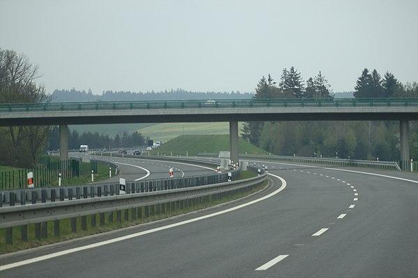 D3 motorway (Czech Republic)