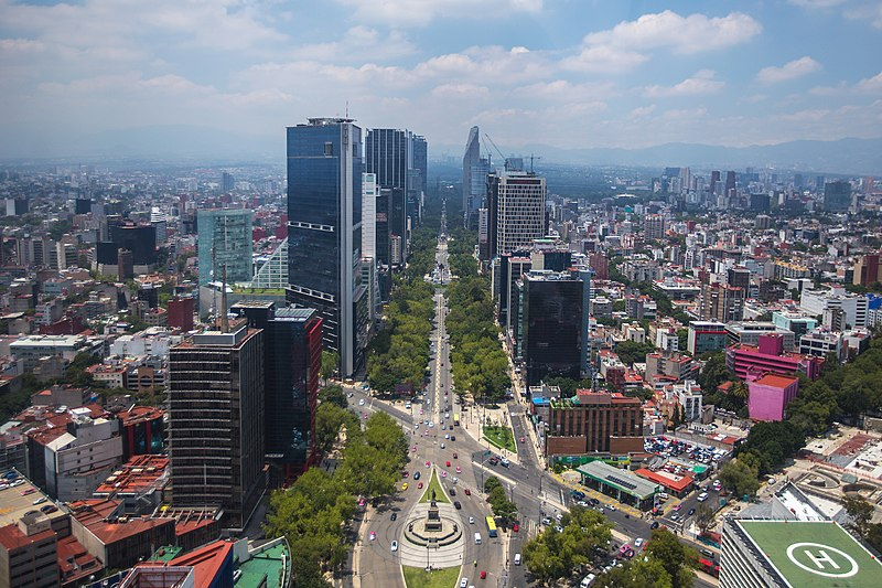 Mexico City - Wikipedia