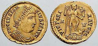 Constantius III Western Roman Emperor