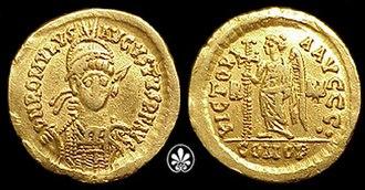 5th century - Romulus Augustus, Last Western Roman Emperor