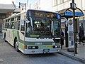 Sotetsu Bus 1807 at Nakayama Station.jpg