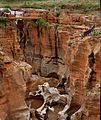 South Africa-Mpumalanga-Bourkes Luck Potholes01.jpg