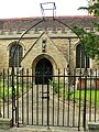 South door, St Peter's Church, Bedford - geograph.org.uk - 1385564.jpg