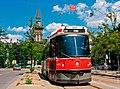 Spadina streetcar 510 King 11939243585.jpg