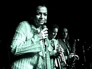 Spanky Wilson - Spanky Wilson with the Quantic Soul Orchestra, 2006