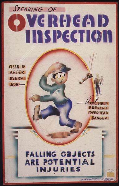 Were You Hurt By Something Falling On You At A Big Box