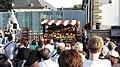 Spektaklo de pupteatro sur la placo de Guillaume la 2-a (Luksemburgo) 03.jpg