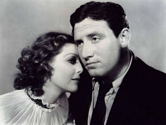 Man's Castle - Loretta Young and Spencer Tracy