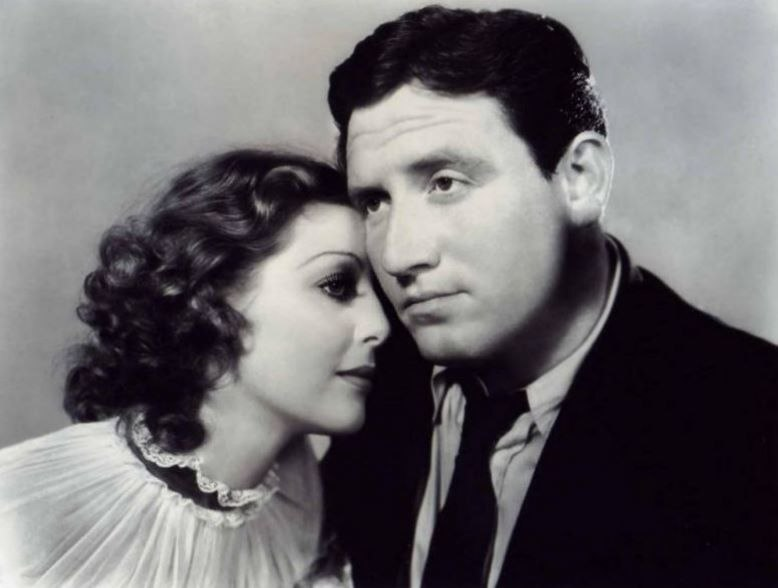 Spencer Tracy Loretta Young Man's Castle