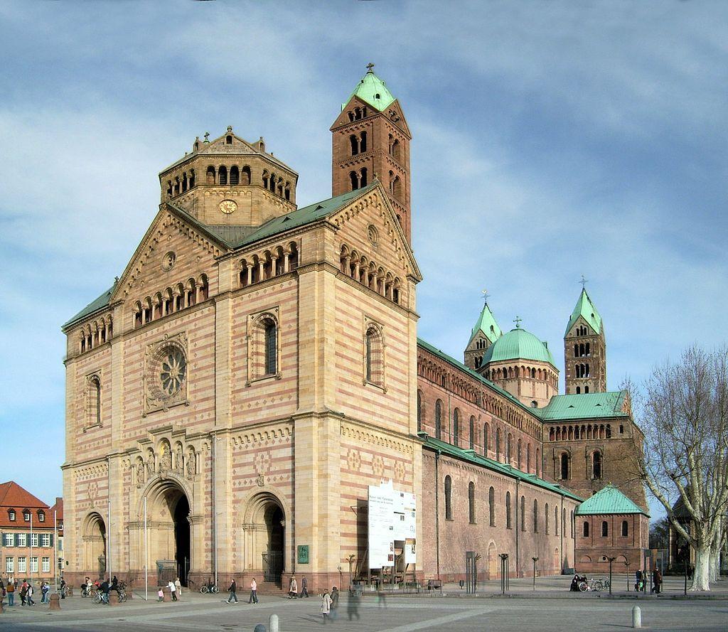 Speyer Dom pano