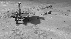 mars rover spirit - HD2400×1350