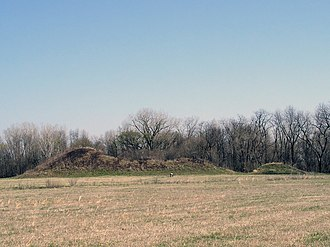 Spiro Mounds - Craig Mound