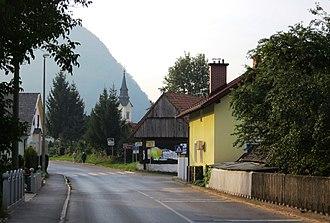 Spodnje Pirniče - Image: Spodnje Pirnice Slovenia