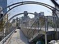 Sports ground at top of Miyashita Park 4.jpg