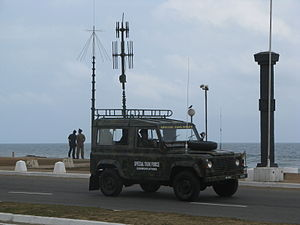 Special Task Force - STF Communication Unit