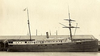 SS City of Chester - Image: Ss City of chester photo