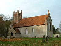 St.John the Baptist Brightwell - geograph.org.uk - 283699.jpg
