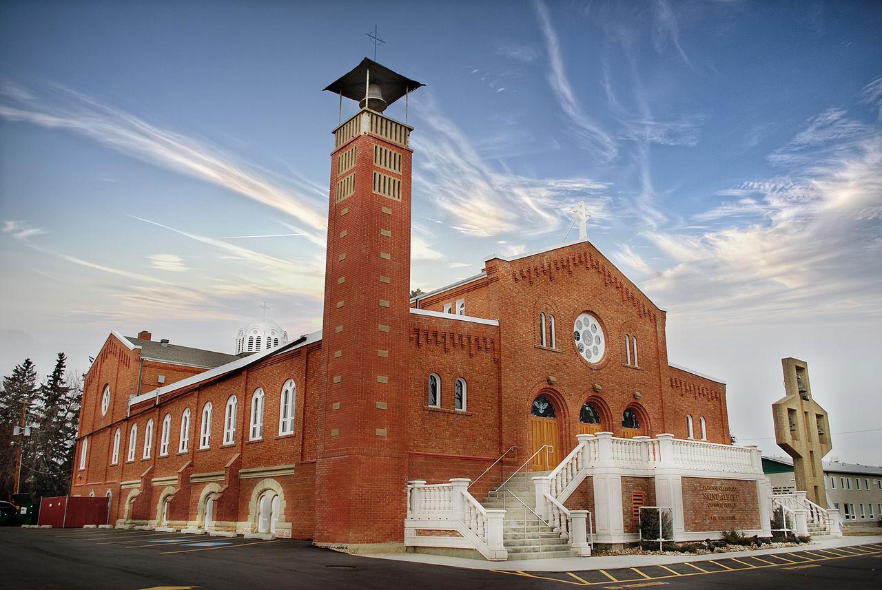 File:St. Albert Parish, St. Albert, Alberta.jpg ...