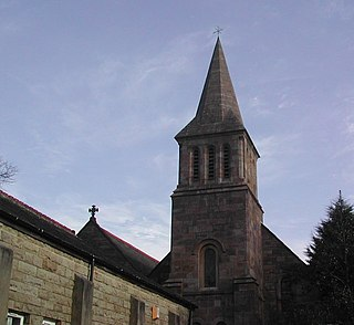 St Andrews Church, Ashton-on-Ribble Church in Lancashire, England