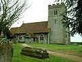 St. John the Baptist church, Layer de la Haye, Essex - geograph.org.uk - 192298.jpg